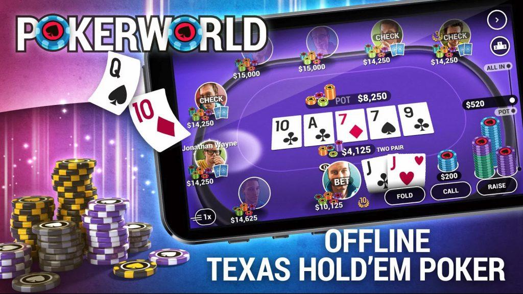 Топ 5 игр про покер на Андроид