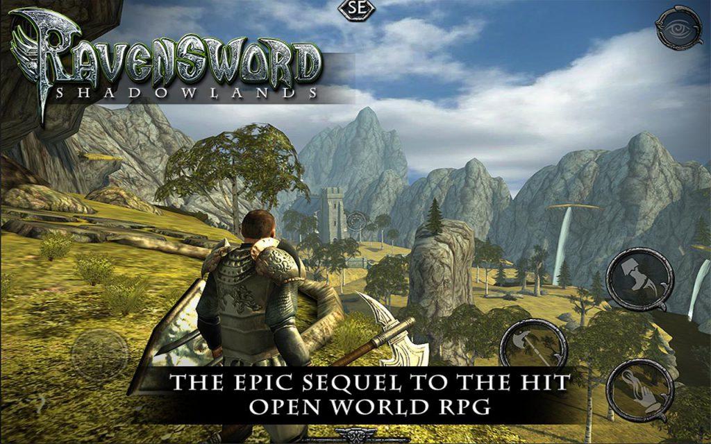 Топ 10 игр в жанре РПГ на андроид
