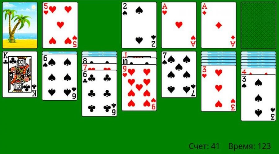 Лучшие игры пасьянсы на телефон андроид