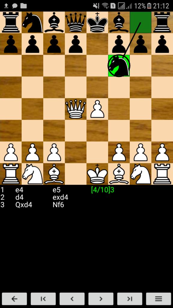 игра шахматы на андроид