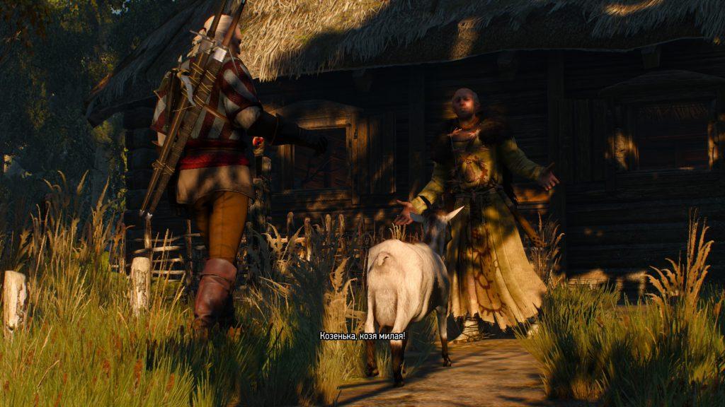 Прохождение Ведьмак 3 Дела семейные (Велен часть 10)