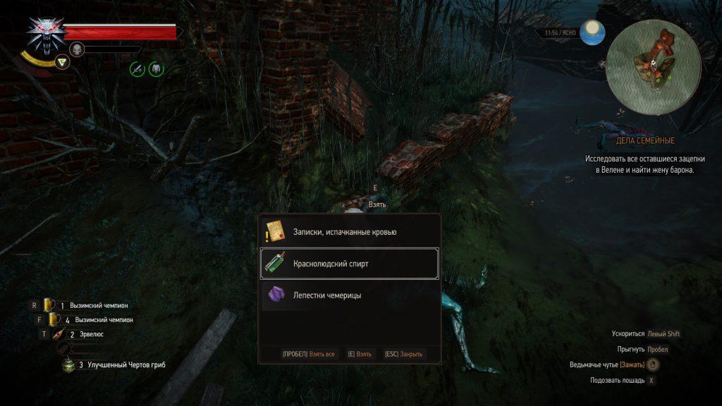 Прохождение Ведьмак 3 Не играй с богами и др (Велен часть 35)