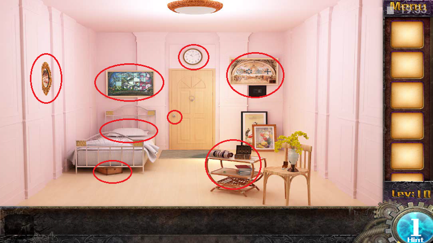 Прохождение игры 50 комнат 1 Уровень 10 (Escape Game 50 Rooms 1 Level 10)