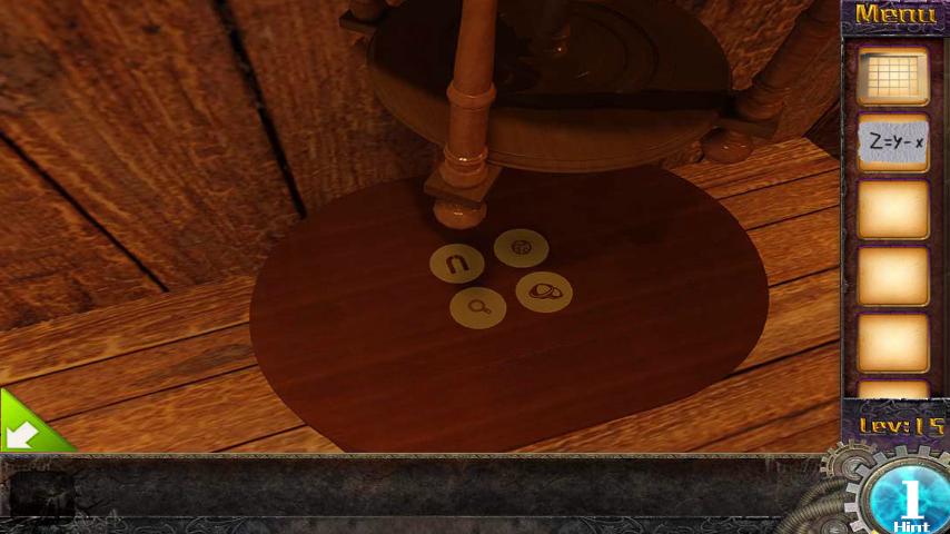 Прохождение игры 50 комнат 1 Уровень 15 (Escape Game 50 Rooms 1 Level 15)