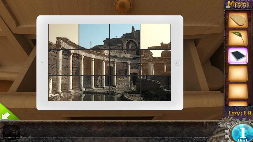 Прохождение игры 50 комнат 1 Уровень 18 (Escape Game 50 Rooms 1 Level 18)