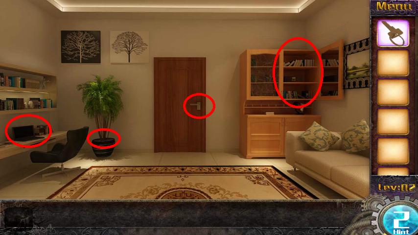 Прохождение игры 50 комнат 1 Уровень 2 (Escape Game 50 Rooms 1 Level 2)