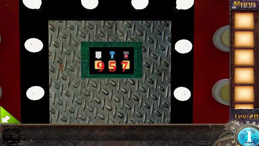 Прохождение игры 50 комнат 1 Уровень 20 (Escape Game 50 Rooms 1 Level 20)