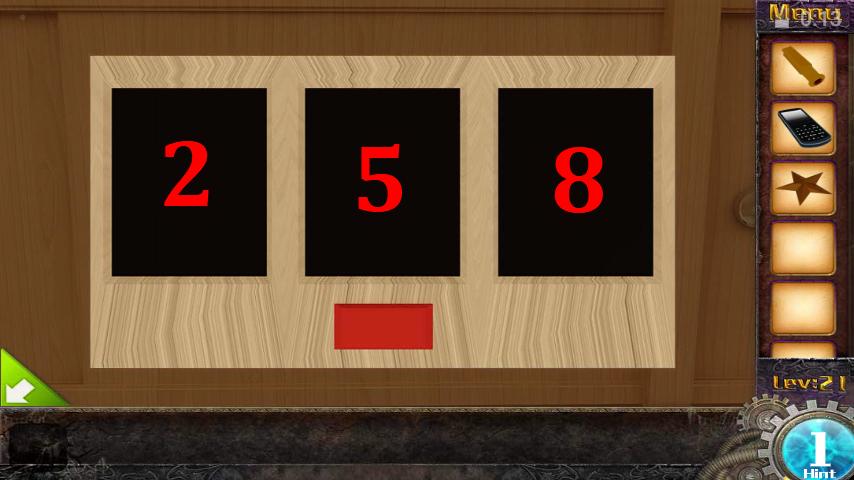 Прохождение игры 50 комнат 1 Уровень 21 (Escape Game 50 Rooms 1 Level 21)