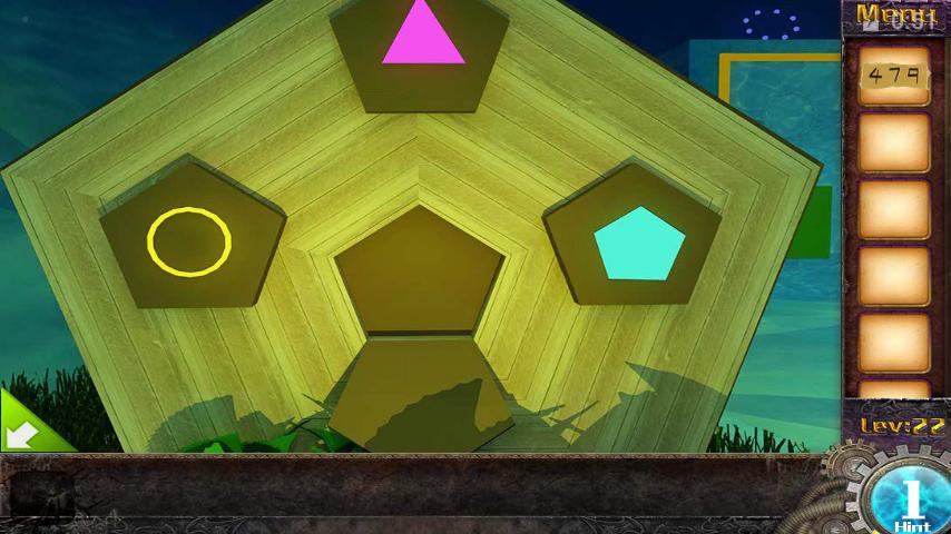 Прохождение игры 50 комнат 1 Уровень 22 (Escape Game 50 Rooms 1 Level 22)