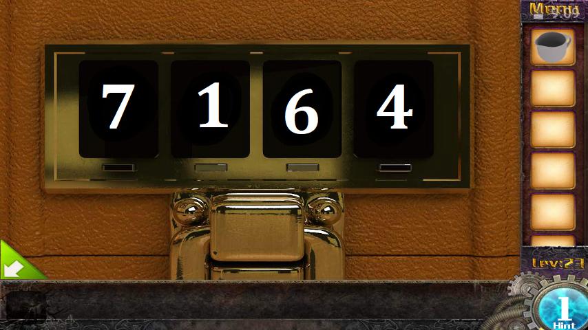 Прохождение игры 50 комнат 1 Уровень 23 (Escape Game 50 Rooms 1 Level 23)