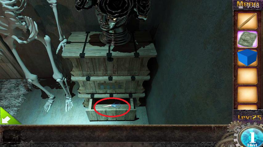 Прохождение игры 50 комнат 1 Уровень 25 (Escape Game 50 Rooms 1 Level 25)