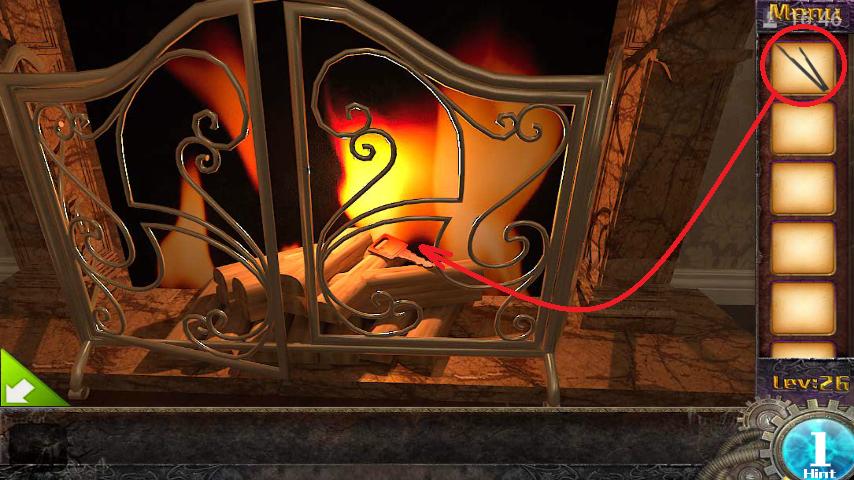 Прохождение игры 50 комнат 1 Уровень 26 (Escape Game 50 Rooms 1 Level 26)