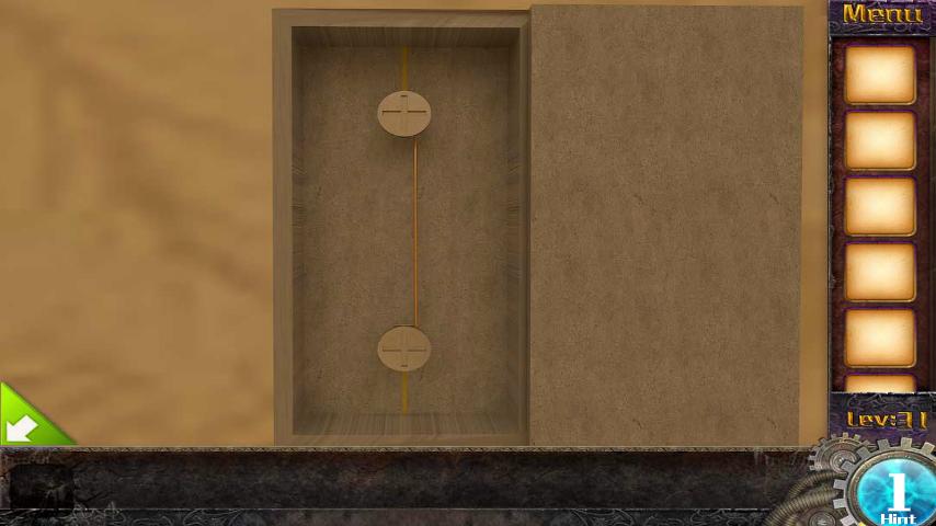 Прохождение игры 50 комнат 1 Уровень 31 (Escape Game 50 Rooms 1 Level 31)