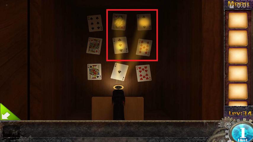 Прохождение игры 50 комнат 1 Уровень 34 (Escape Game 50 Rooms 1 Level 34)