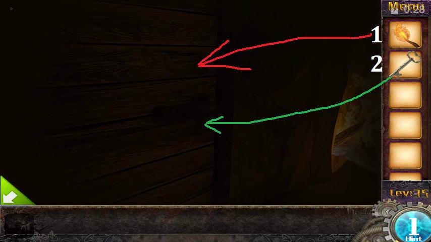 Прохождение игры 50 комнат 1 Уровень 35 (Escape Game 50 Rooms 1 Level 35)