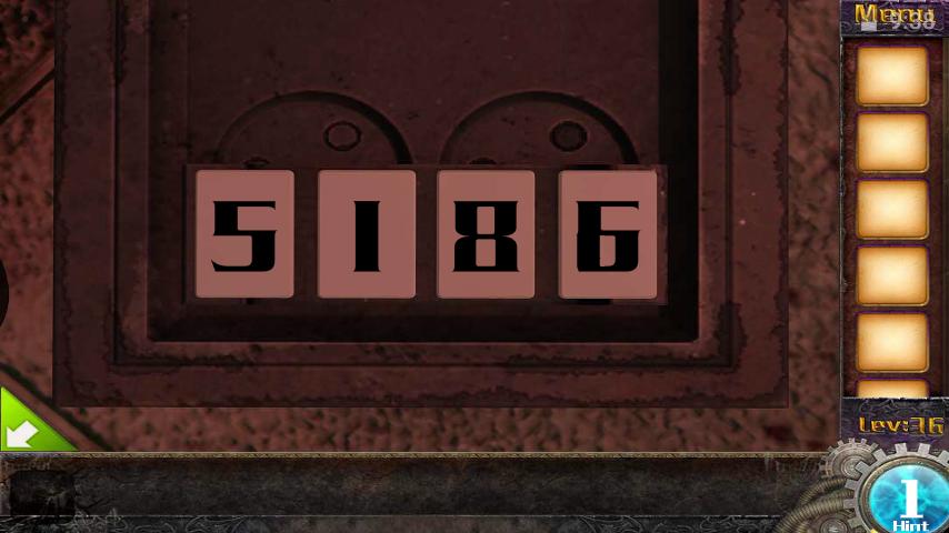 Прохождение игры 50 комнат 1 Уровень 36 (Escape Game 50 Rooms 1 Level 36)