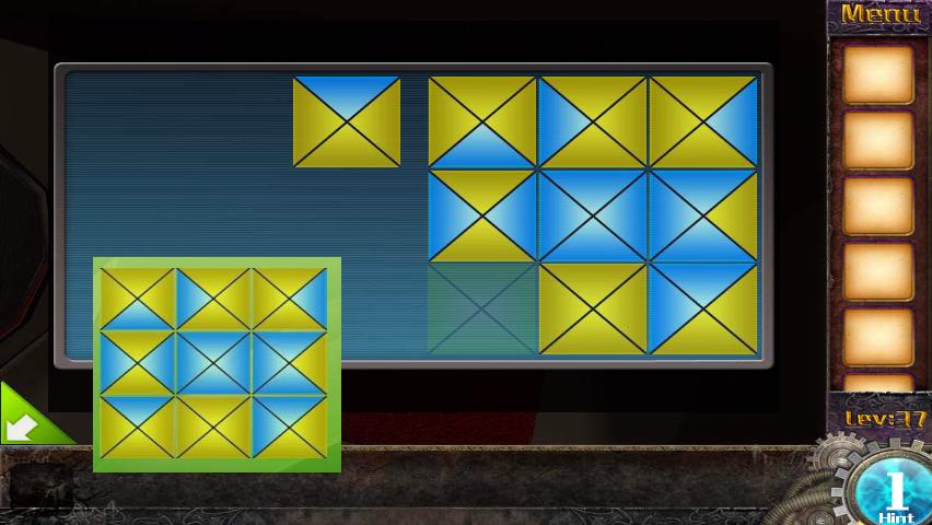 Прохождение игры 50 комнат 1 Уровень 37 (Escape Game 50 Rooms 1 Level 37)