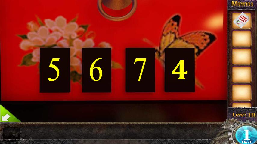 Прохождение игры 50 комнат 1 Уровень 38 (Escape Game 50 Rooms 1 Level 38)