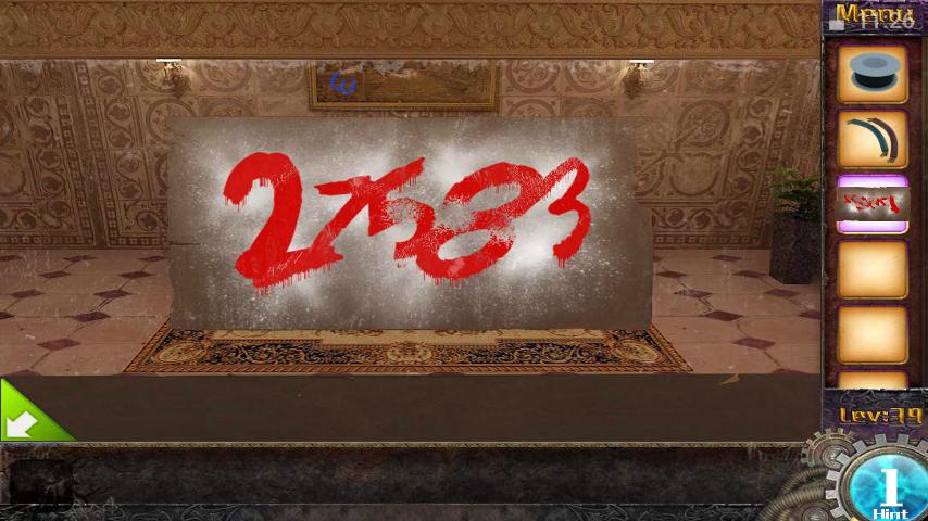 Прохождение игры 50 комнат 1 Уровень 39 (Escape Game 50 Rooms 1 Level 39)