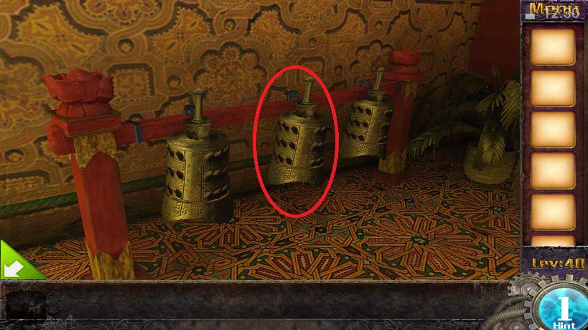 Прохождение игры 50 комнат 1 Уровень 40 (Escape Game 50 Rooms 1 Level 40)