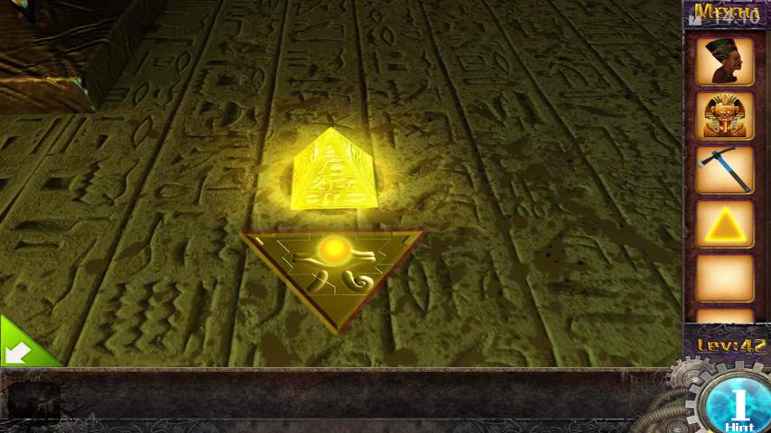 Прохождение игры 50 комнат 1 Уровень 42 (Escape Game 50 Rooms 1 Level 42)
