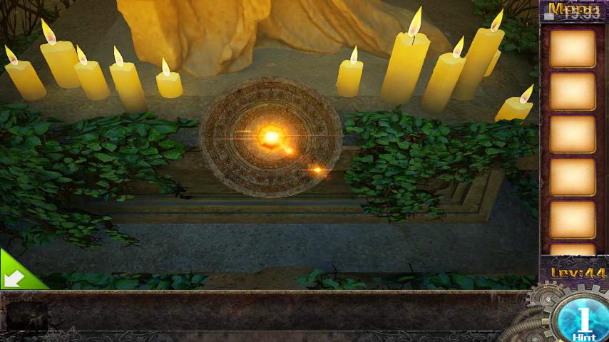 Прохождение игры 50 комнат 1 Уровень 44 (Escape Game 50 Rooms 1 Level 44)