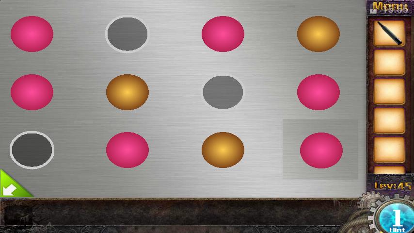 Прохождение игры 50 комнат 1 Уровень 45 (Escape Game 50 Rooms 1 Level 45)