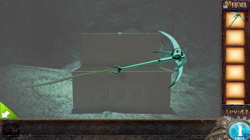 Прохождение игры 50 комнат 1 Уровень 47 (Escape Game 50 Rooms 1 Level 47)