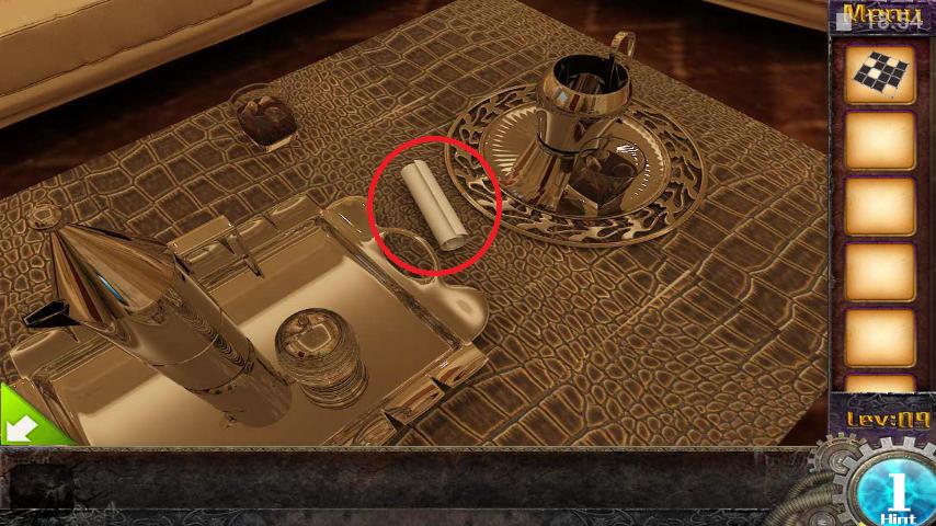 Прохождение игры 50 комнат 1 Уровень 9 (Escape Game 50 Rooms 1 Level 9)