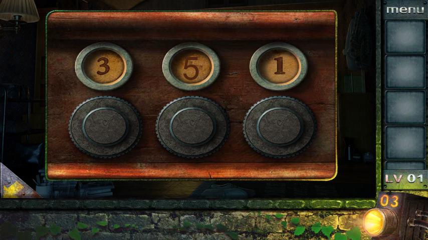Прохождение игры 50 комнат 2 Уровень 1 (Escape Game 50 Rooms 2 Level 1)