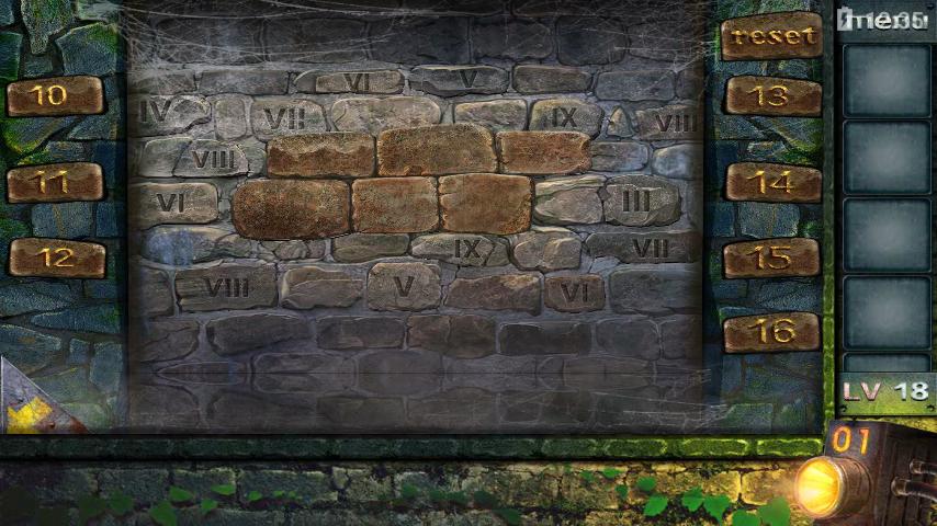 Прохождение игры 50 комнат 2 Уровень 18 (Escape Game 50 Rooms 2 Level 18)