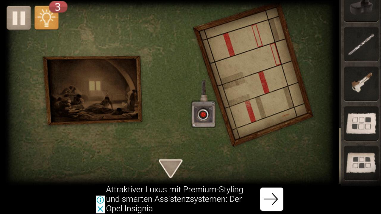 Прохождение Spotlight: Побег из Комнаты 2 уровень Надежда Spotlight: Room Escape