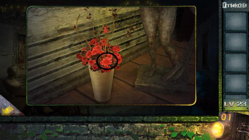 Прохождение игры 50 комнат 2 Уровень 23 (Escape Game 50 Rooms 2 Level 23)