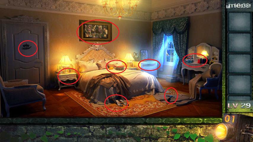 Прохождение игры 50 комнат 2 Уровень 29 (Escape Game 50 Rooms 2 Level 29)