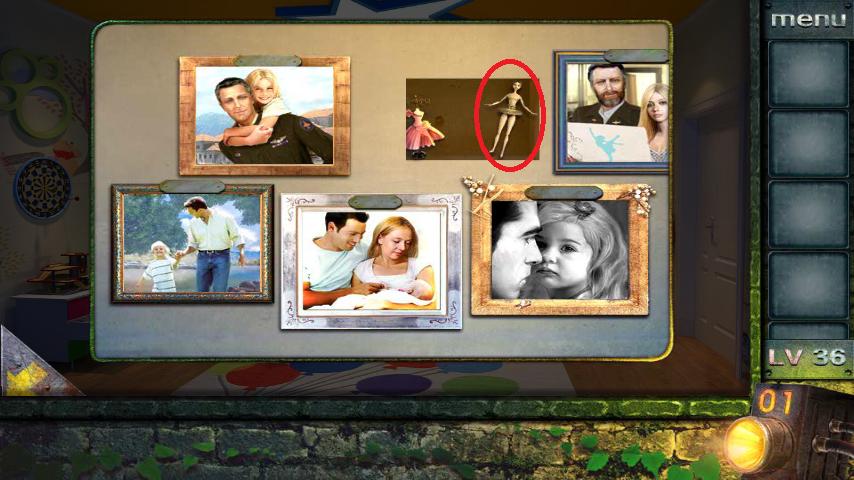 Прохождение игры 50 комнат 2 Уровень 36 (Escape Game 50 Rooms 2 Level 36)