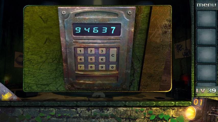 Прохождение игры 50 комнат 2 Уровень 39 (Escape Game 50 Rooms 2 Level 39)