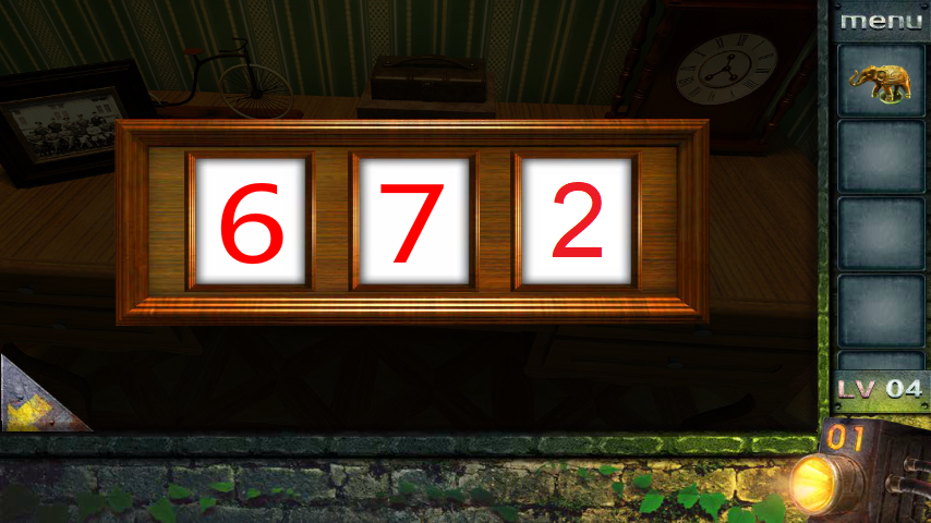 Прохождение игры 50 комнат 2 Уровень 4 (Escape Game 50 Rooms 2 Level 4)