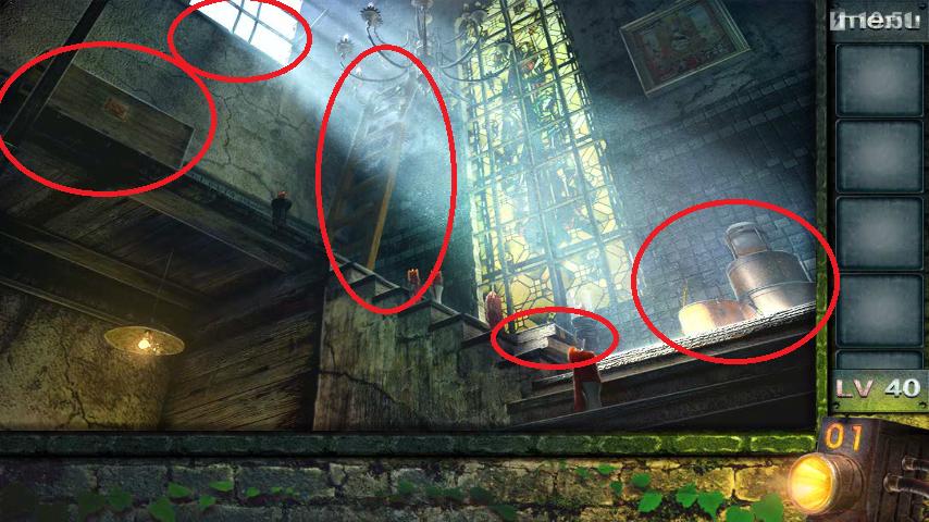 Прохождение игры 50 комнат 2 Уровень 40 (Escape Game 50 Rooms 2 Level 40)