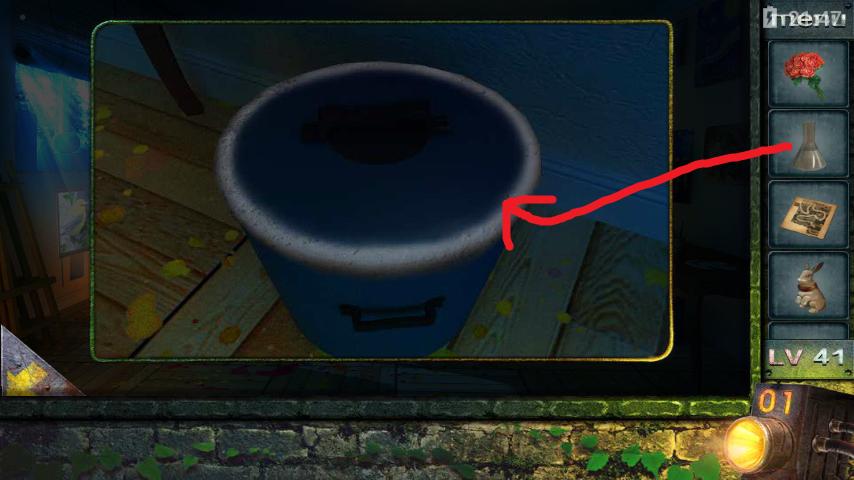 Прохождение игры 50 комнат 2 Уровень 41 (Escape Game 50 Rooms 2 Level 41)