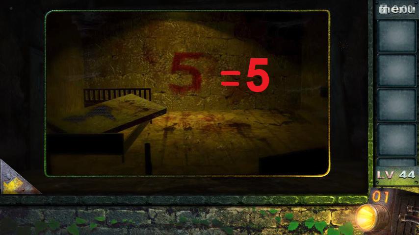 Прохождение игры 50 комнат 2 Уровень 44 (Escape Game 50 Rooms 2 Level 44)