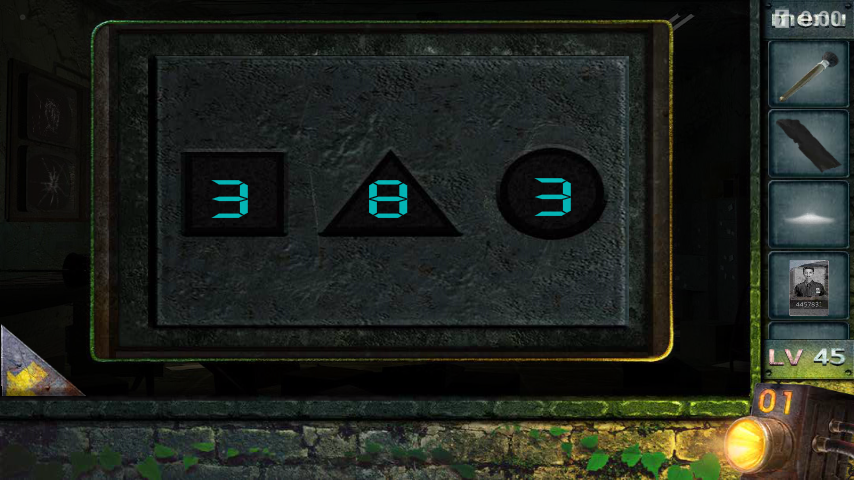 Прохождение игры 50 комнат 2 Уровень 45 (Escape Game 50 Rooms 2 Level 45)
