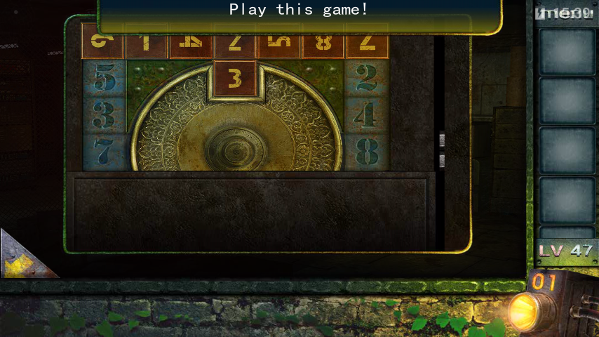 Прохождение игры 50 комнат 2 Уровень 47 (Escape Game 50 Rooms 2 Level 47)