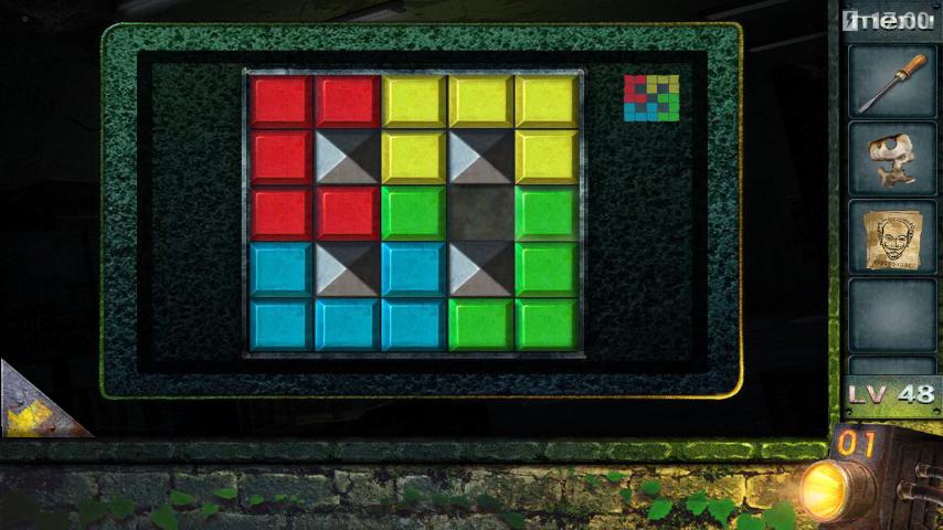 Прохождение игры 50 комнат 2 Уровень 48 (Escape Game 50 Rooms 2 Level 48)