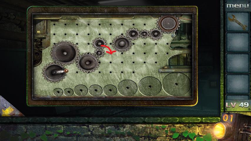 Прохождение игры 50 комнат 2 Уровень 49 (Escape Game 50 Rooms 2 Level 49)