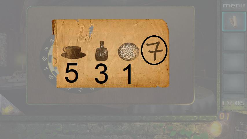 Прохождение игры 50 комнат 2 Уровень 5 (Escape Game 50 Rooms 2 Level 5)