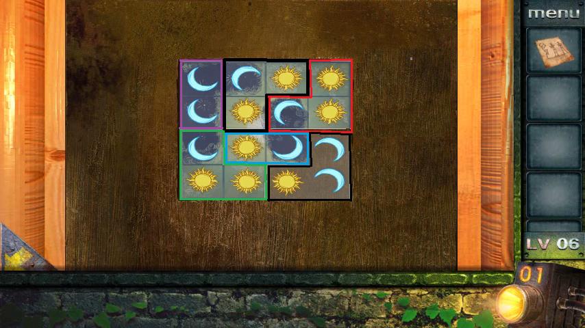 Прохождение игры 50 комнат 2 Уровень 6 (Escape Game 50 Rooms 2 Level 6)