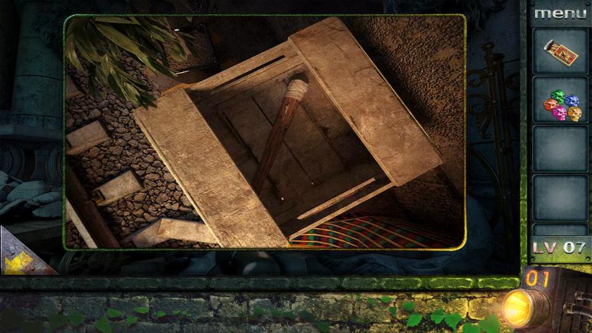 Прохождение игры 50 комнат 2 Уровень 7 (Escape Game 50 Rooms 2 Level 7)